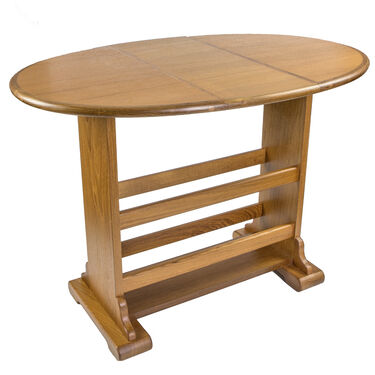 Whitecap Teak Teak Large Drop Leaf Table