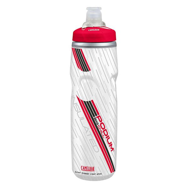CamelBak Podium Big Chill 25 oz. Water Bottle, Red