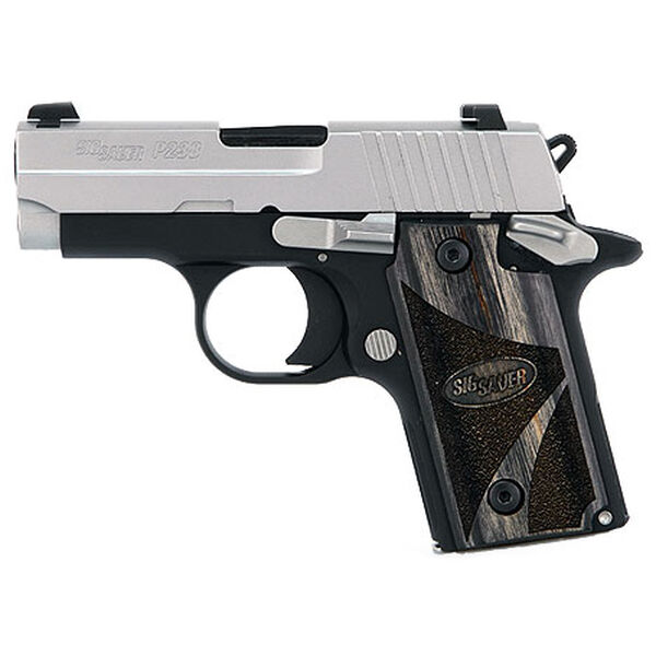 SIG Sauer P238 Blackwood Handgun