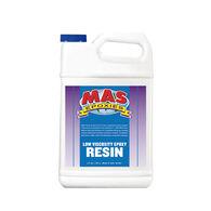 MAS Epoxies Low-Viscosity Epoxy Resin, Half Gallon