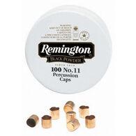 Remington #11 Percussion Caps, 100-pack