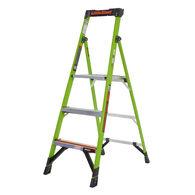 5' Mightylite Fiberglass Ladder, Type IA- 300 lbs