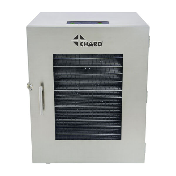 CHARD 16-Tray Stainless Steel Dehydrator