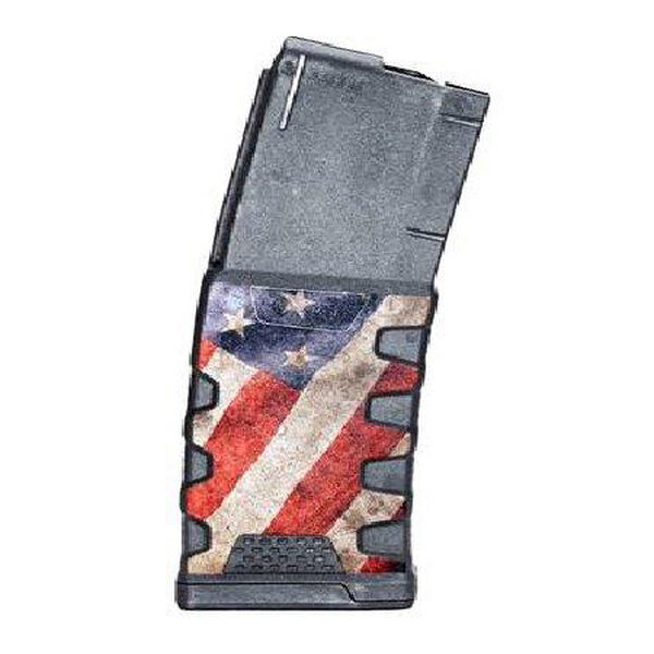 Mission First Tactical Extreme-Duty Polymer Magazine, American Flag Print
