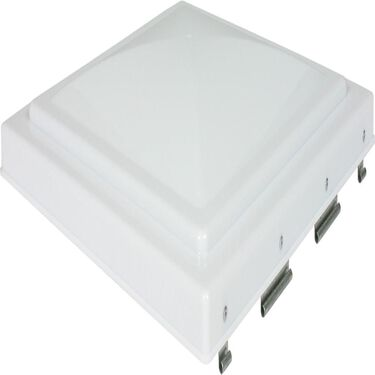 Unbreakable Polycarbonate Vent Lid - Fits Jensen with Pin Hinge