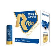 Rio Wing & Target Shotgun Ammo