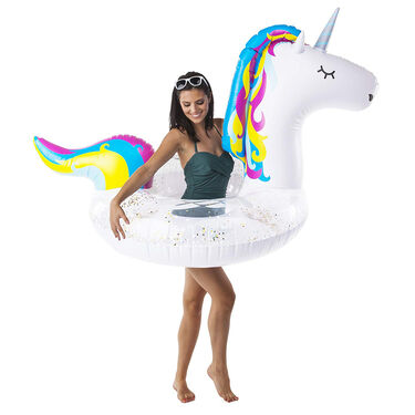 Bigmouth Unicorn Pool Float