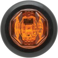 LED Uni-Lite; Light and Grommet; P2 Rated; 1 diode; Amber