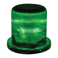 LED Solar Warning Light Green