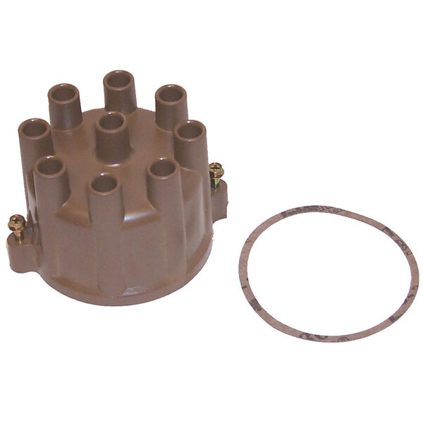Sierra Distributor Cap For Mercury Marine/OMC/Volvo Engine, Sierra Part #18-5352