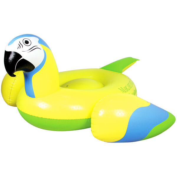 Margaritaville Parrot Head Float, Yellow