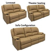 Thomas Payne Seismic Series Modular Theater Seating