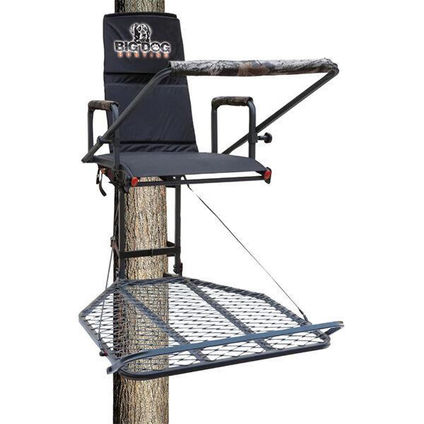 Big Dog Hunting Mastiff Hang-On Tree Stand