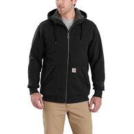 Carhartt Rain Defender Rockland Sherpa-Lined Hooded Sweatshirt