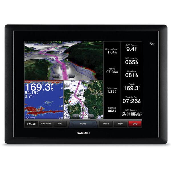 "Garmin GPSMAP 8212 MFD 12"" Chartplotter Only"