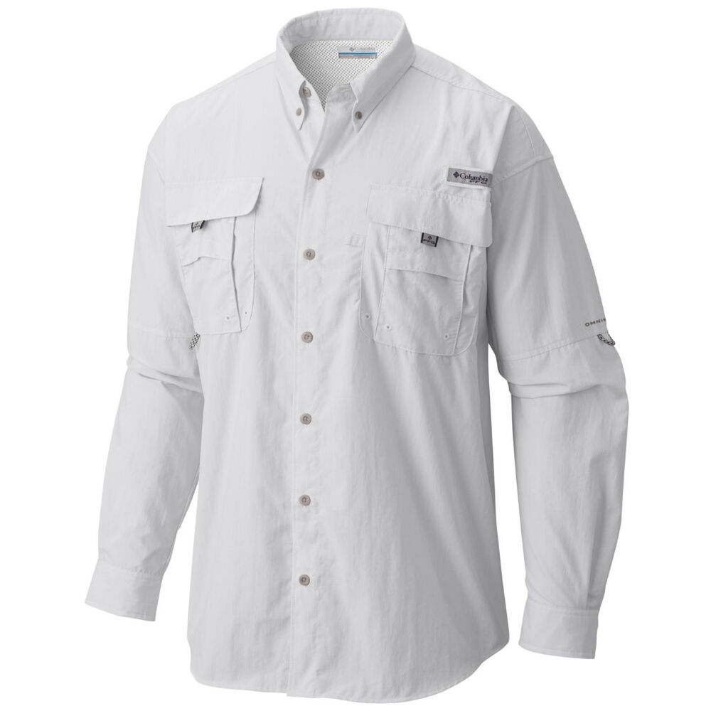 7f1e85e63d8 Columbia Men's PFG Bahama II Long-Sleeve Shirt | Gander Outdoors