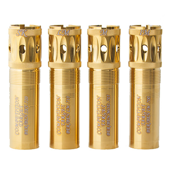 Carlson's Beretta/Benelli Mobil Target Competition Choke Tubes, Light Modified