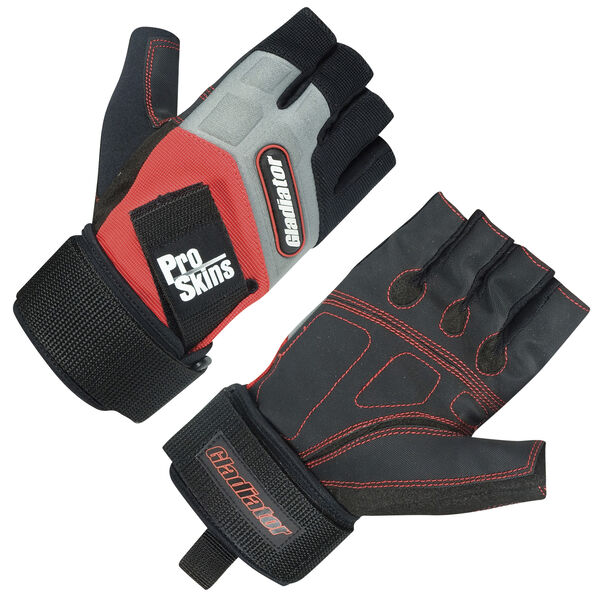 Gladiator Pro Skins 3/4-Finger Waterski Glove
