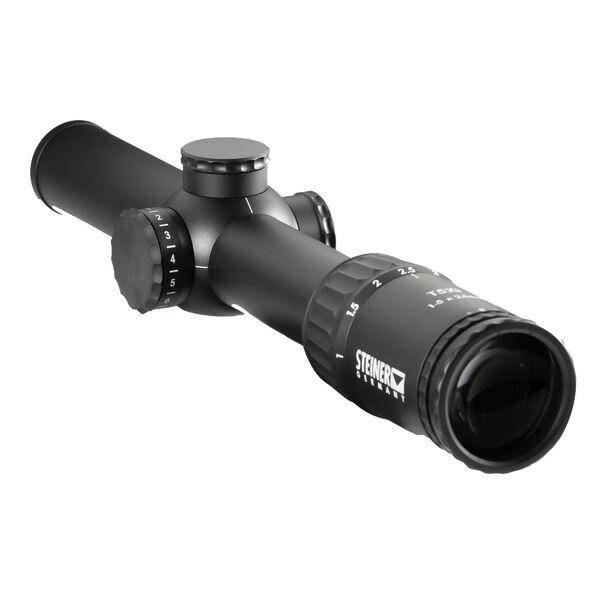 Steiner T5Xi 1-5X24mm 3Tr 7.62 30mm