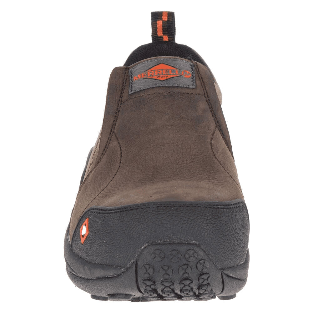 merrell mens jungle moc comp toe work shoe case