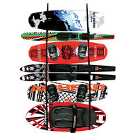 Ladder Rack Waterski Storage System