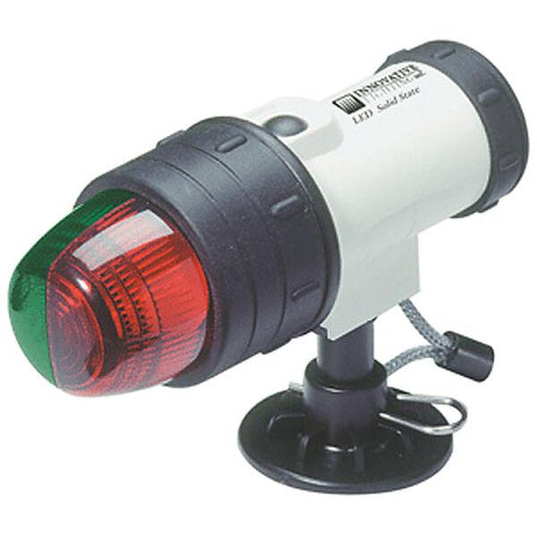 Innovative Lighting Portable Battery Navigation Light for Inflatables, Bow