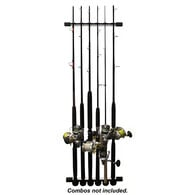Forge Fishing Rod Rack - 6 rod capacity