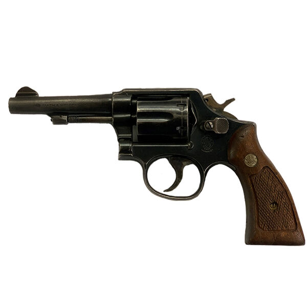 Used Smith & Wesson Model 10-7 Revolver, .38 Special
