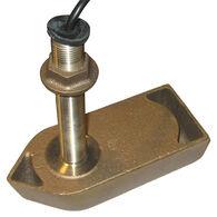 SI-TEX Bronze Thru-Hull Transducer for SVS-650, CVS-126, & CVS-128