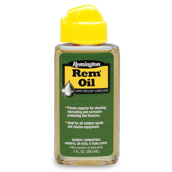 Remington Rem Oil, 1 Fl. Oz.