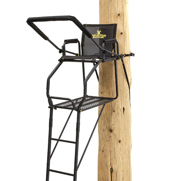 Rivers Edge 18' Retreat One-Person Ladder Stand