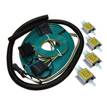 Universal Towed Car Wiring Kit