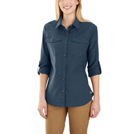 Carhartt Women's Rugged Flex Bozeman Long-Sleeve Shirt