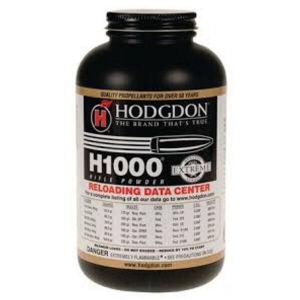 Hodgdon Extreme H1000 Rifle Powder, 1lb