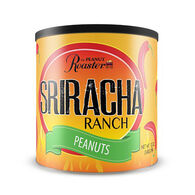 The Peanut Roaster Sriracha Ranch Peanuts, 12oz Can