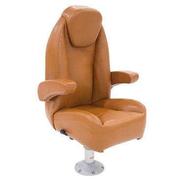 High Back Recliner Premium Pontoon Helm Seat