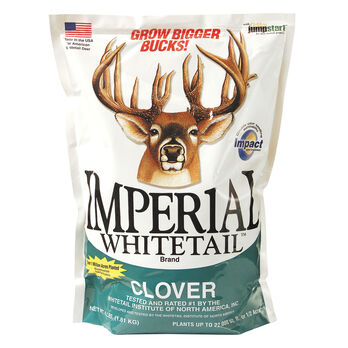 Whitetail Institute Imperial Whitetail Clover Food Plot, 18 lbs.