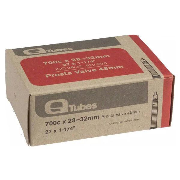 Q-Tubes 700C X 28-32mm, Presta Valve
