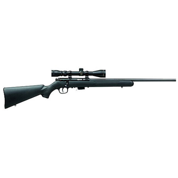 Savage Model 93 FXP Rimfire Rifle Package