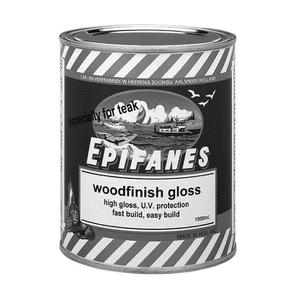 Epifanes Gloss Wood Finish, Quart