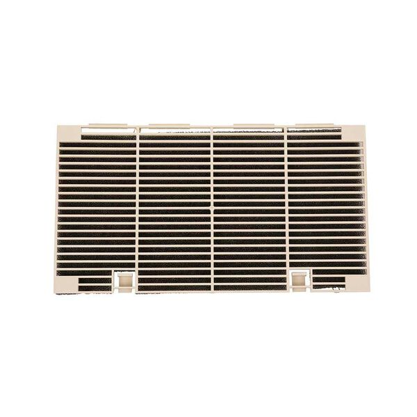 Grille, Return Air, Shell White
