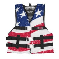 Airhead Youth Stars & Stripes General Purpose Life Vest