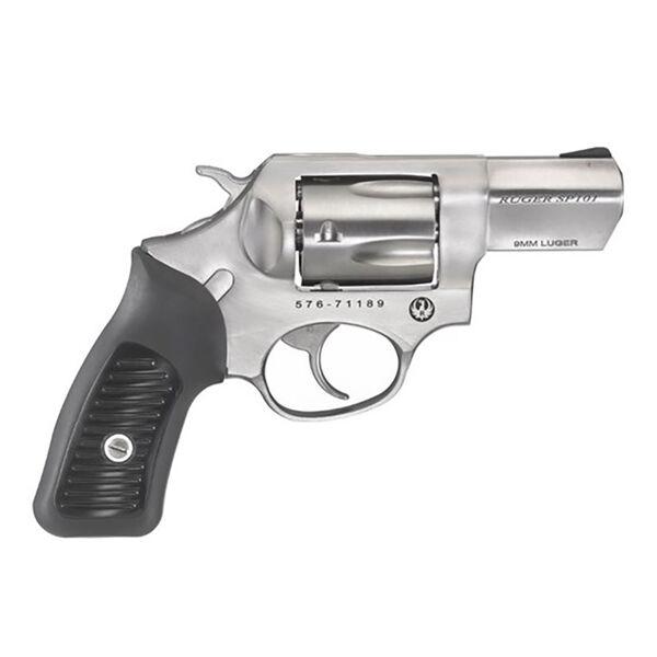 Ruger SP101 Revolver, 9mm Luger