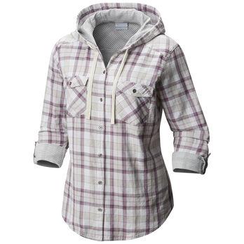 Columbia Women's Times Two Hooded Long-Sleeve Shirt