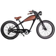 GlareWheel EB-CH Electric Cruiser Bike Fat Tire