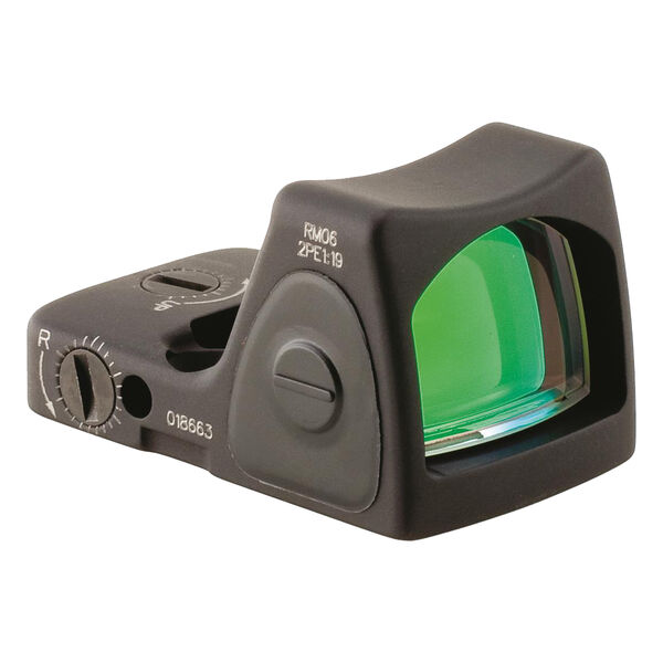 Trijicon RMR Type 2 Adjustable LED Red Dot Sight with 3.25-MOA Reticle