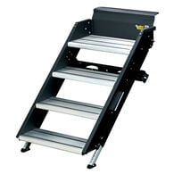 "SolidStep™ RV Steps, 26"" Quad Step"