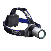 Police Security MORF L300 Removable LED Headlamp / Lantern