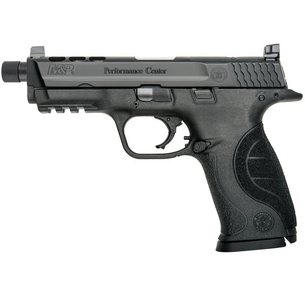 Smith & Wesson M&P9 Performance Center TB Ported Handgun