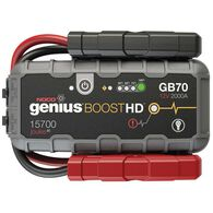Genius Boost HD GB70 2000 Amp Jump Starter